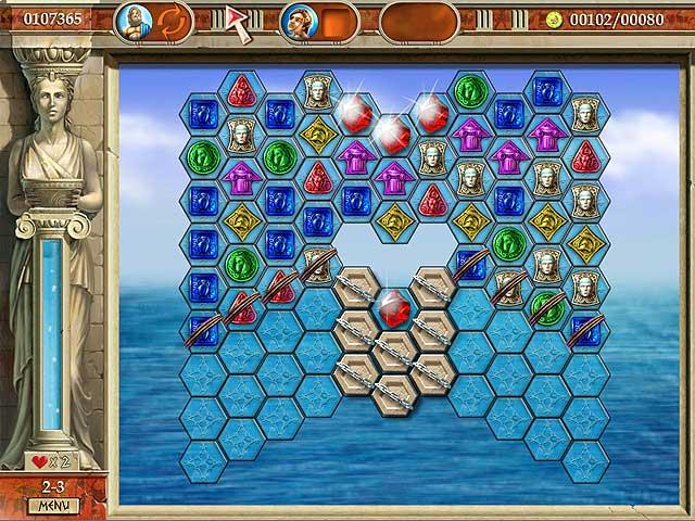 Screenshot Del Gioco 2 Heroes of Hellas