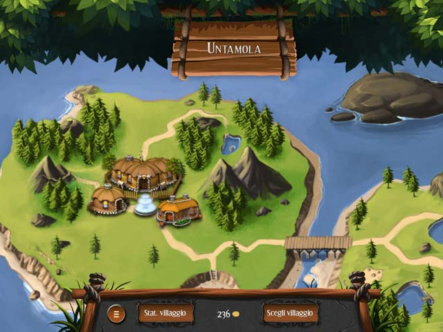 Screenshot Del Gioco 1 Heroes of Kalevala