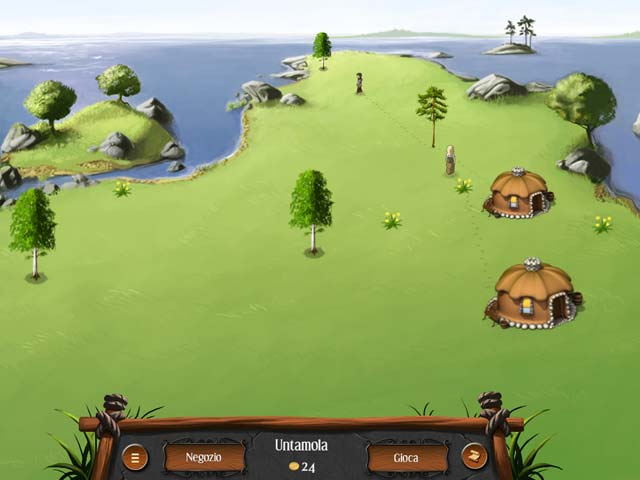 Screenshot Del Gioco 2 Heroes of Kalevala