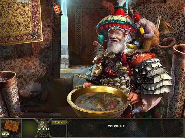 Screenshot Del Gioco 2 Hidden Expedition ®: Amazzonia