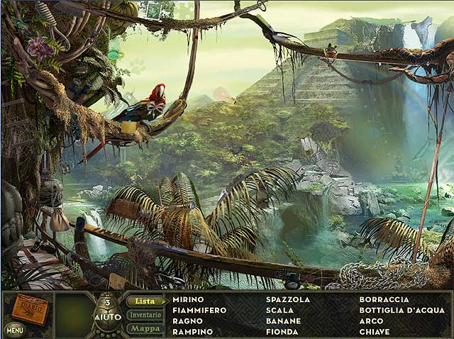Screenshot Del Gioco 3 Hidden Expedition ®: Amazzonia