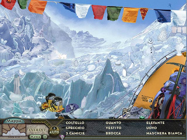 Screenshot Del Gioco 1 Hidden Expedition: Everest