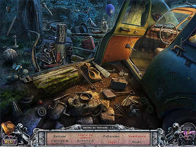 Screenshot Del Gioco 1 House of 1000 Doors: La palma di Zoroastro