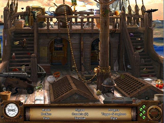 Screenshot Del Gioco 2 Il Conte di Monte Cristo