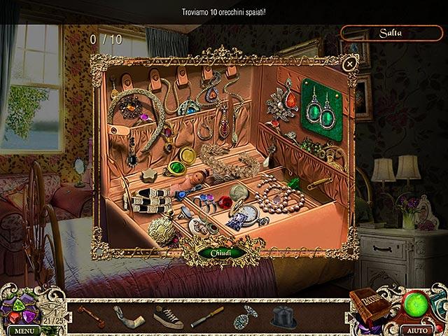 Screenshot Del Gioco 3 Il Sognarium del dott. Magnus