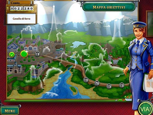 Screenshot Del Gioco 3 Incredible Express