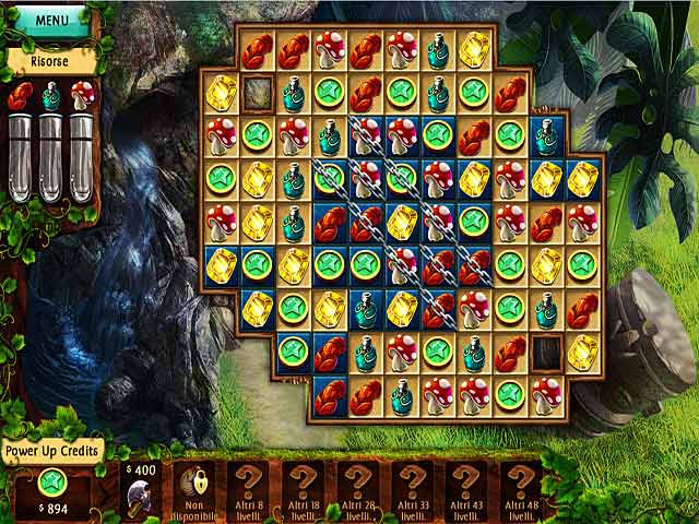 Screenshot Del Gioco 3 Jewel Legends: Tree of Life
