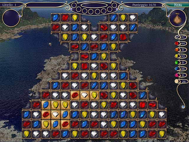 Screenshot Del Gioco 1 Jewel Match 2