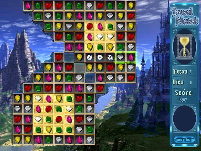 Screenshot Del Gioco 1 Jewel Match
