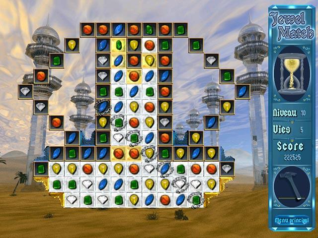 Screenshot Del Gioco 3 Jewel Match