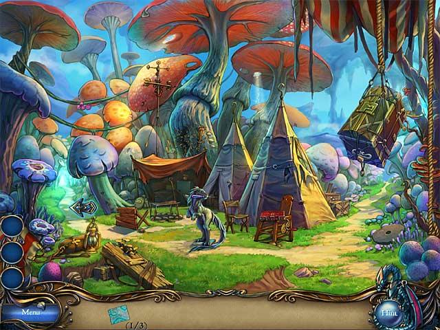 Screenshot Del Gioco 2 Journey: Il cuore di Gaia