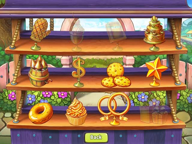 Screenshot Del Gioco 2 Katy and Bob: Cake Cafe Collector's Edition