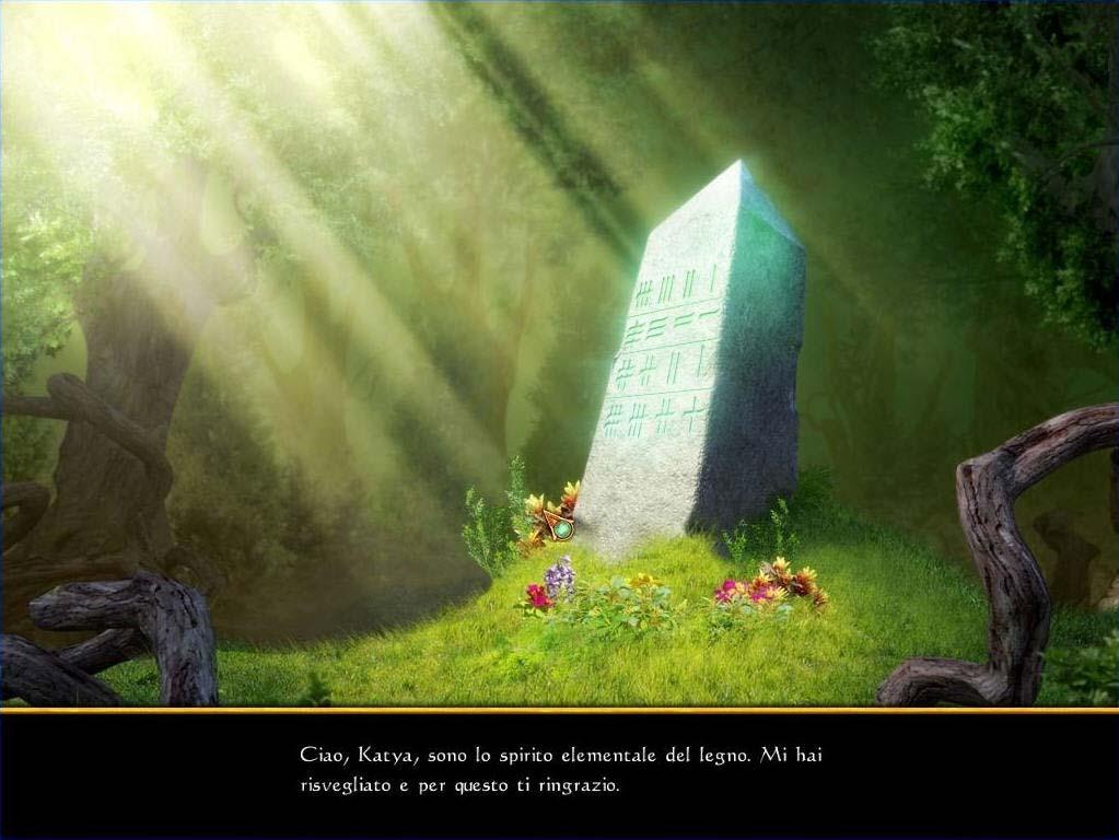 Screenshot Del Gioco 2 Kuros