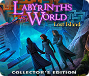 Caratteristica Screenshot Gioco Labyrinths of the World: Lost Island Collector's Edition