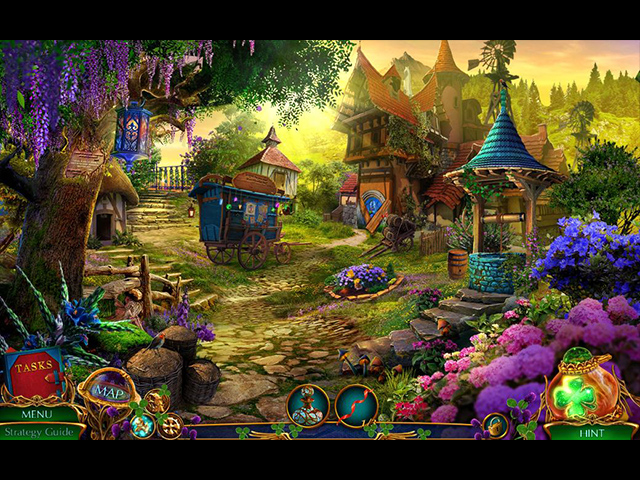 Screenshot Del Gioco 1 Labyrinths of the World: Fool's Gold Collector's Edition
