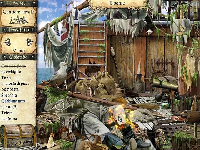 Screenshot Del Gioco 1 Le avventure di Robinson Crusoe