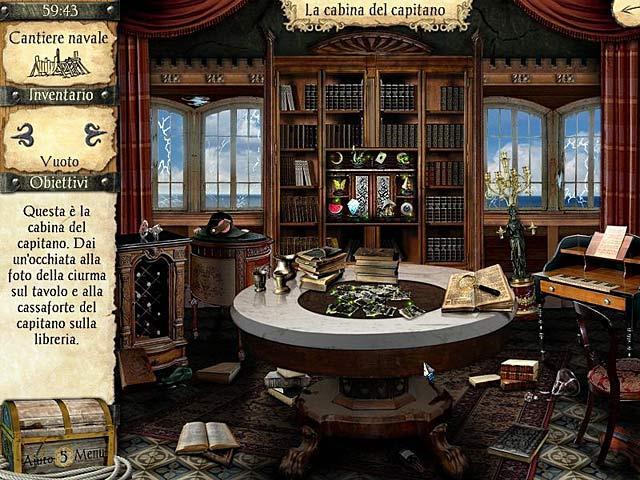 Screenshot Del Gioco 2 Le avventure di Robinson Crusoe