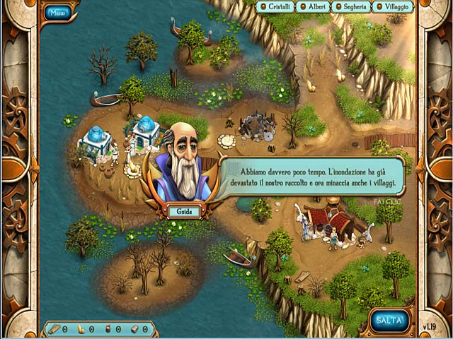 Legends of Atlantis: Exodus [ITA]