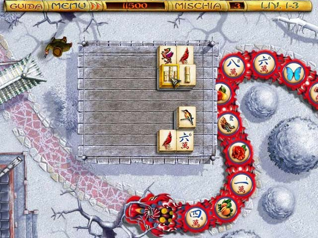 Screenshot Del Gioco 3 Liong: The Dragon Dance