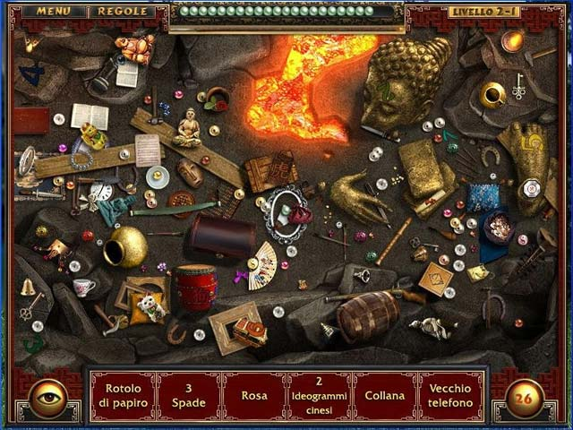 Screenshot Del Gioco 2 Liong - The Lost Amulets