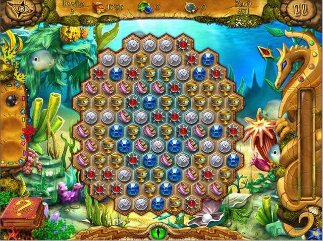 Screenshot Del Gioco 1 Lost in Reefs