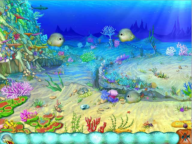 Screenshot Del Gioco 3 Lost in Reefs