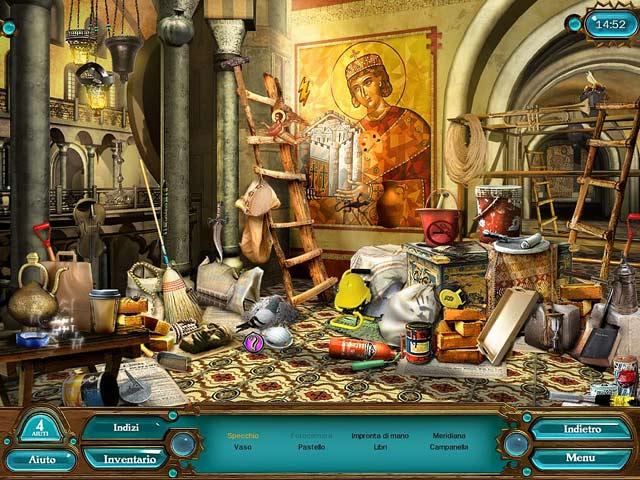 Screenshot Del Gioco 1 Lost Realms: La maledizione di Babilonia