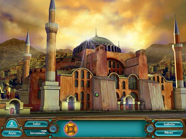Screenshot Del Gioco 3 Lost Realms: La maledizione di Babilonia
