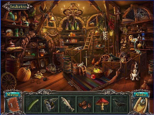Screenshot Del Gioco 2 Lost Souls: I dipinti magici