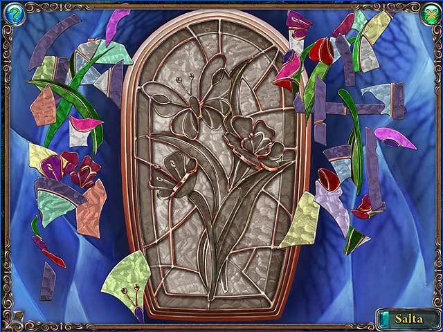 Screenshot Del Gioco 3 Lost Souls: I dipinti magici