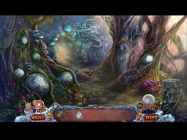 Screenshot Del Gioco 2 Love Chronicles: A Winter's Spell Collector's Edition