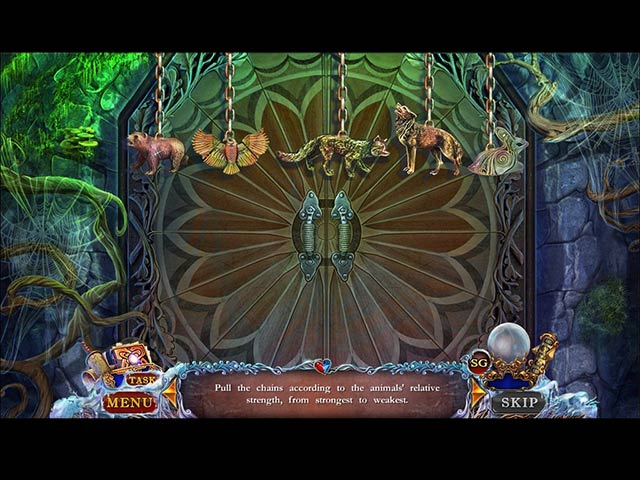 Screenshot Del Gioco 3 Love Chronicles: A Winter's Spell Collector's Edition