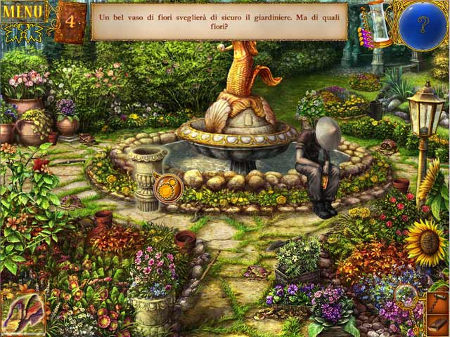 Screenshot Del Gioco 1 Love Chronicles: L'incantesimo