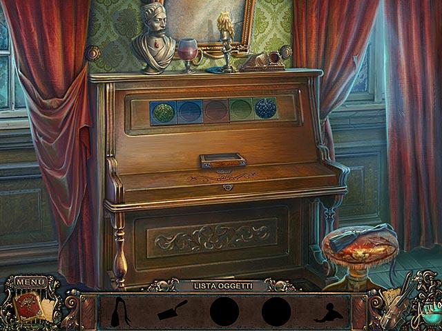 Screenshot Del Gioco 2 Maestro: Musica dell'oblio