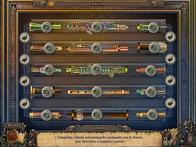 Screenshot Del Gioco 3 Maestro: Musica dell'oblio