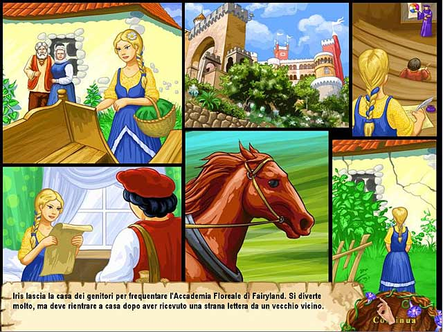 Screenshot Del Gioco 2 Magic Farm: Ultimate Flower