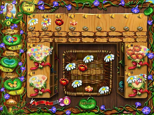 Screenshot Del Gioco 3 Magic Farm: Ultimate Flower