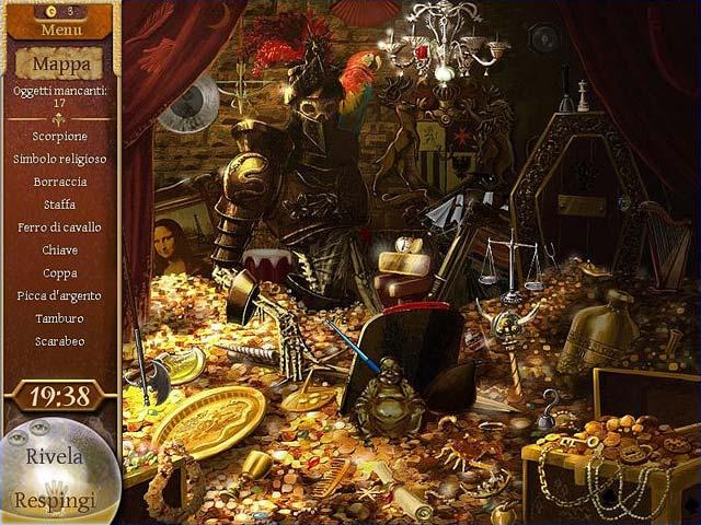 Screenshot Del Gioco 1 The Magicians Handbook - Cursed Valley