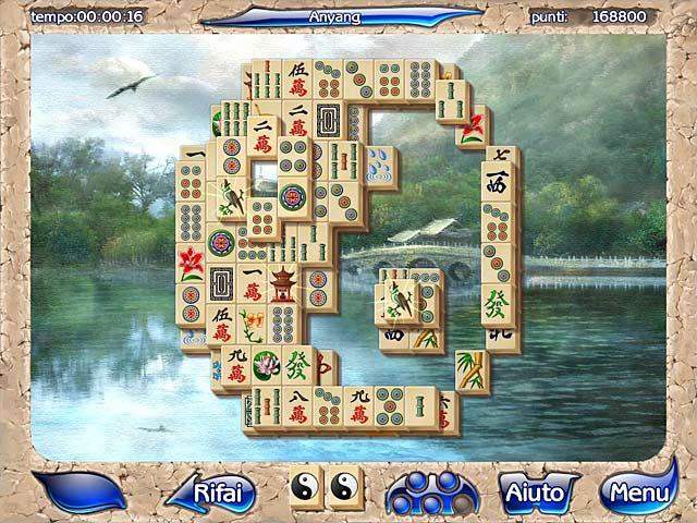 Screenshot Del Gioco 3 Mahjongg Artifacts