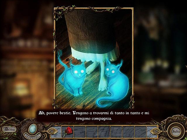 Screenshot Del Gioco 2 Margrave: La maledizione del cuore spezzato