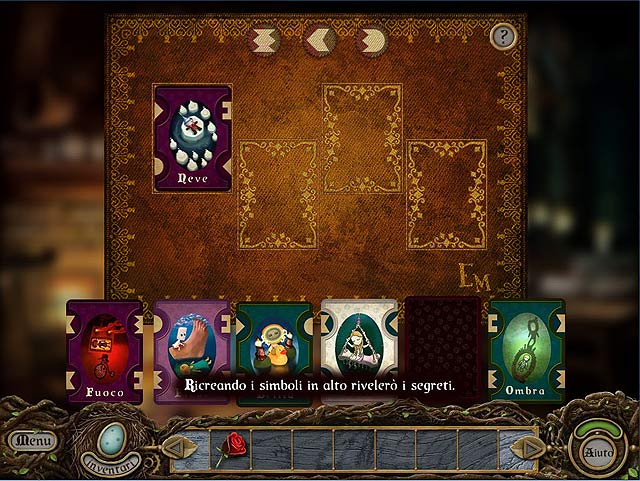 Screenshot Del Gioco 3 Margrave: La maledizione del cuore spezzato