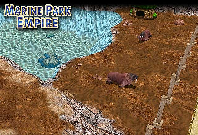 Screenshot Del Gioco 1 Marine Park Empire