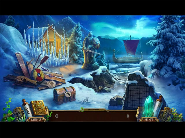 Screenshot Del Gioco 2 Mayan Prophecies: Blood Moon Collector's Edition