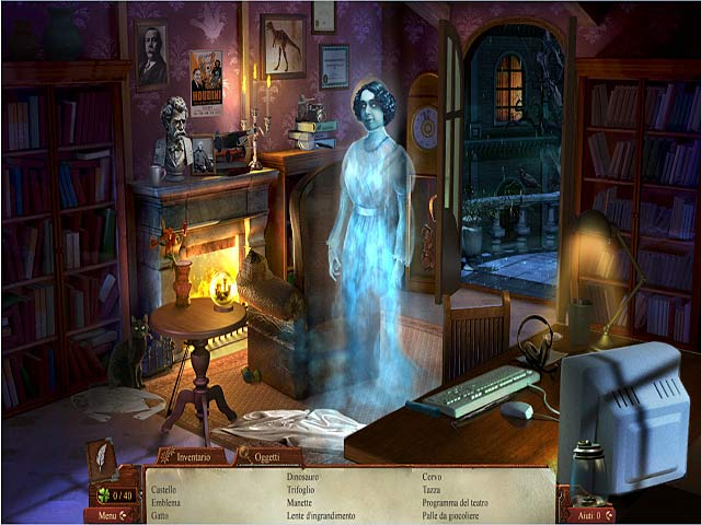 Video for Midnight Mysteries: Haunted Houdini