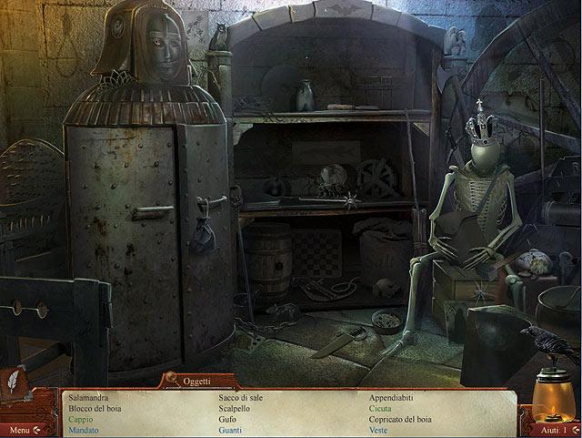 Screenshot Del Gioco 2 Midnight Mysteries: Il Diavolo sul Mississippi