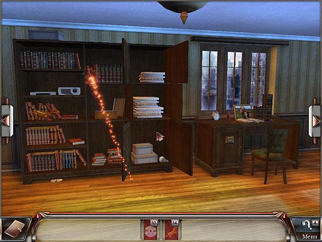 Screenshot Del Gioco 1 Millennium Secrets: Lo smeraldo maledetto