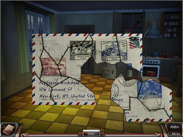 Screenshot Del Gioco 2 Millennium Secrets: Lo smeraldo maledetto