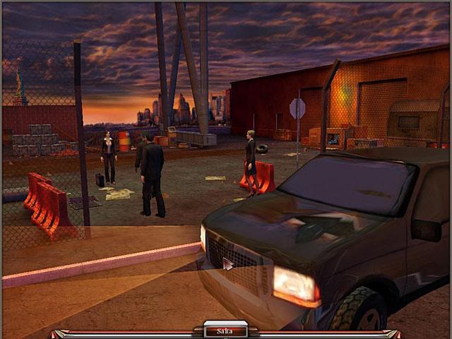 Screenshot Del Gioco 3 Millennium Secrets: Lo smeraldo maledetto