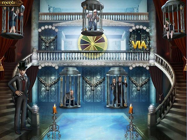 Video for Millionaire Manor: Lo show degli oggetti nascosti