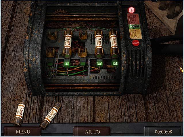 Screenshot Del Gioco 2 Mind's Eye: Secrets of the Forgotten